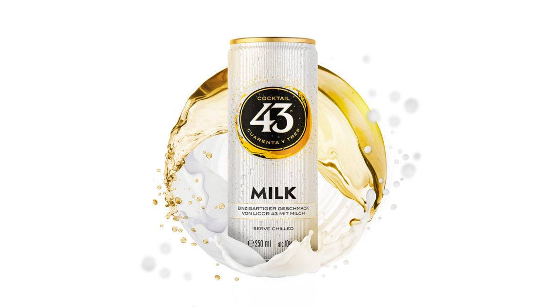 Cocktail 43 Milk