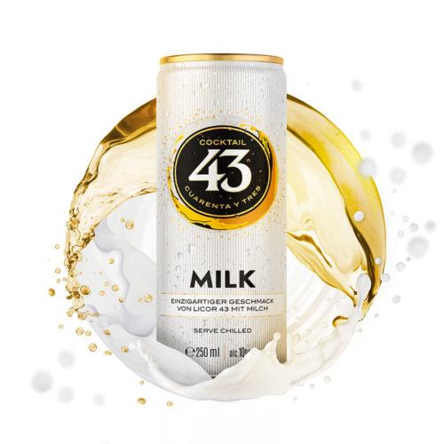 Was ist Cocktail 43 Milk?