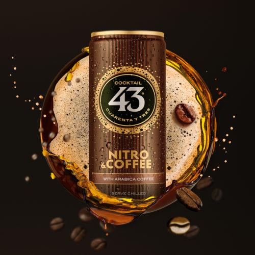 Was ist Cocktail 43 Nitro & Coffee?