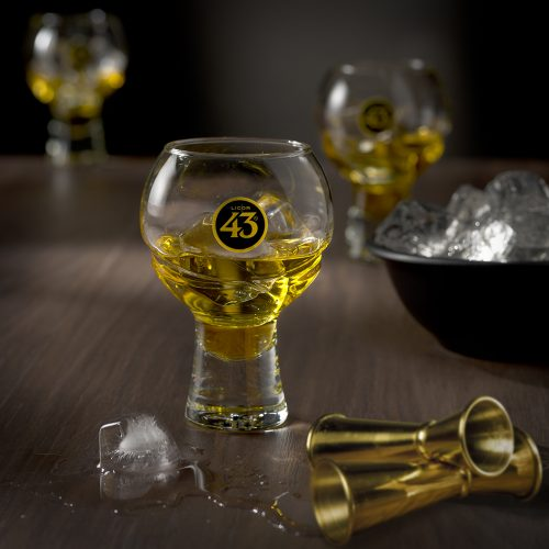 Licor 43 on the rocks