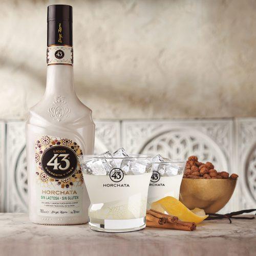 ¿Qué es el licor 43 Horchata?
