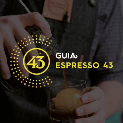 La primera y única guía para encontrar el mejor Espresso 43 cerca de ti.