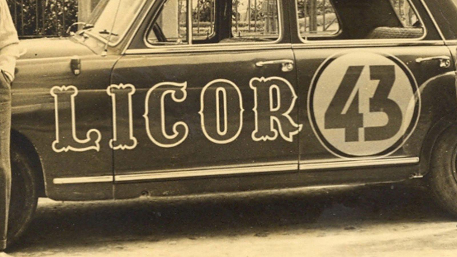 Licor 43 en los años 50