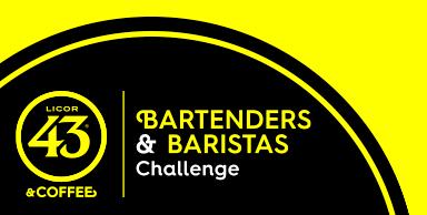Bartenders & Baristas Challenge