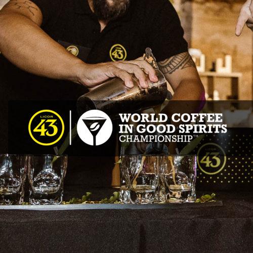 Licor 43 World Coffee