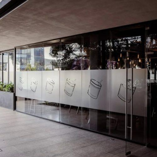 Imagen doto de la fachada del establecimiento.