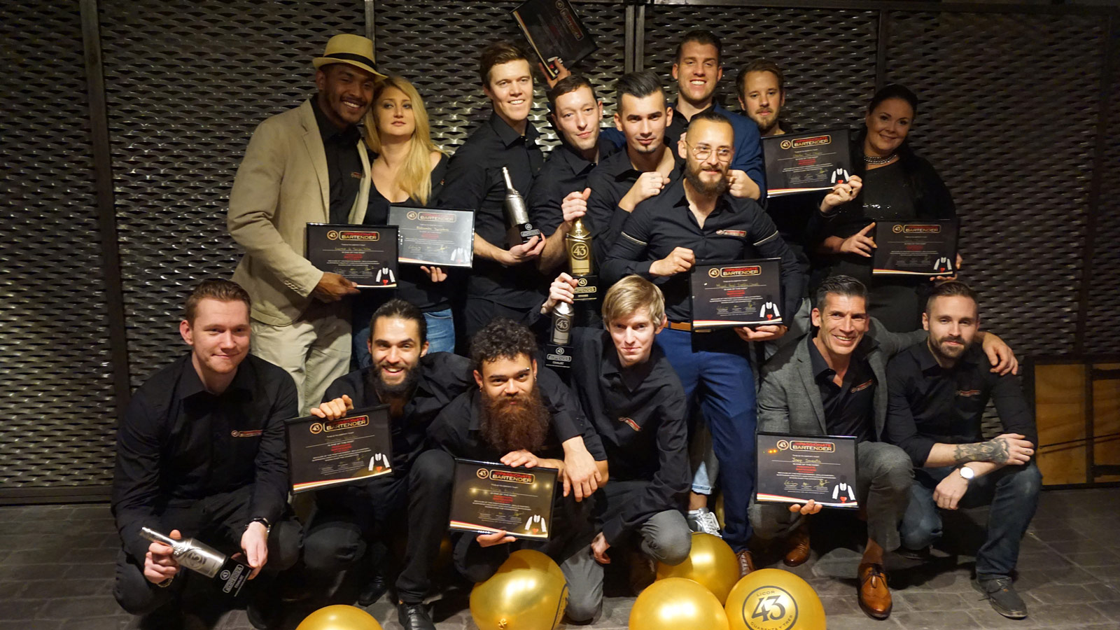 MOST PASSIONATE BARTENDER COMPETITION 2018