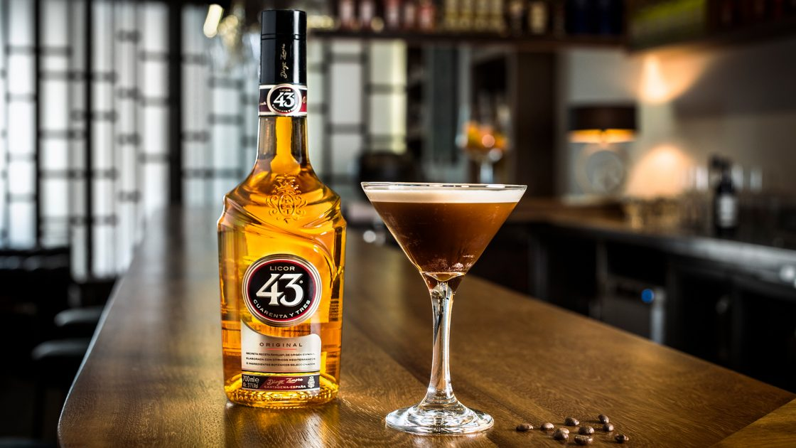 Licor 43 & coffee