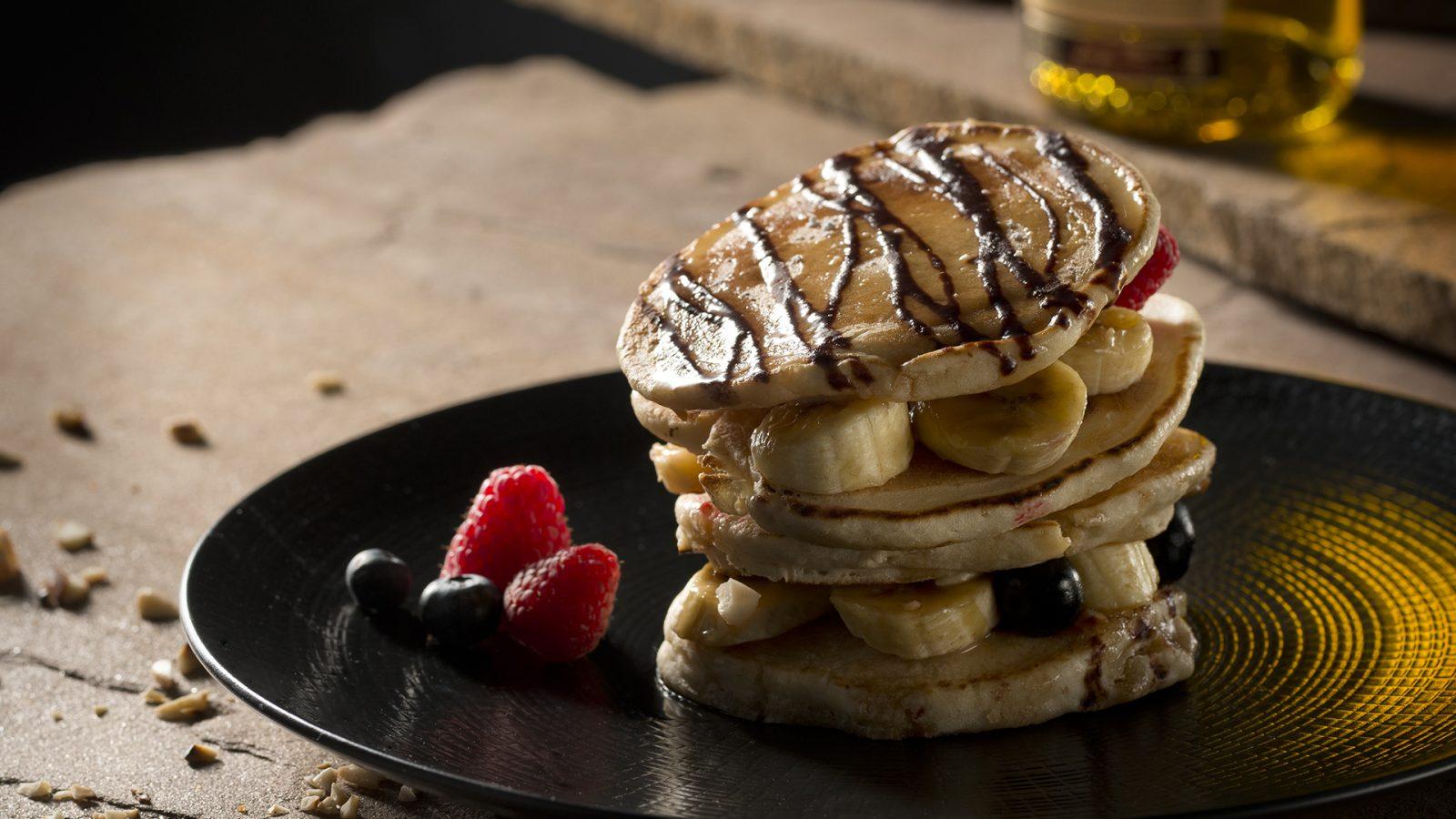 Pancakes Pure Pasion