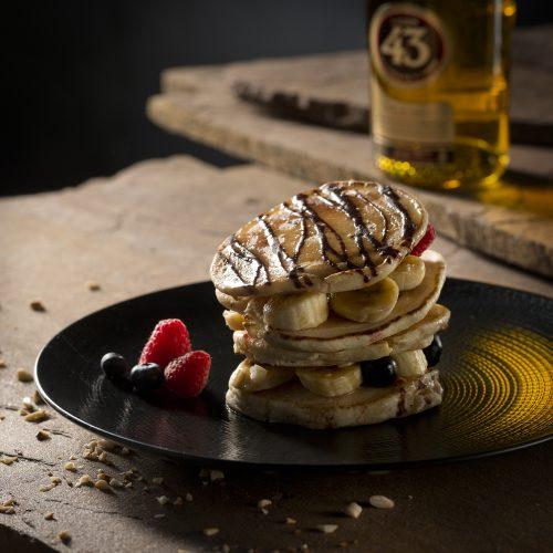 Pancakes Pura Pasion
