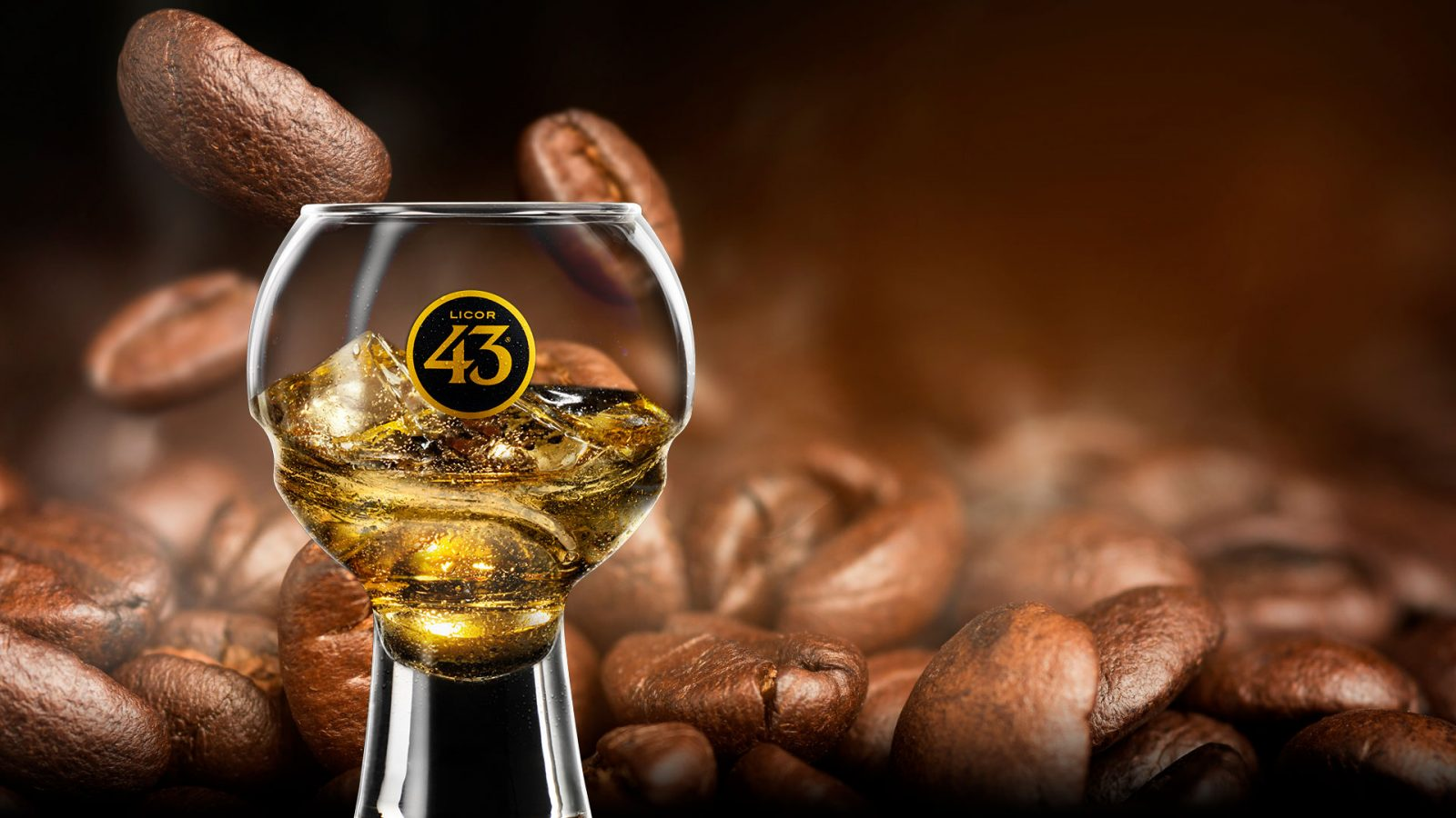 LICOR 43 & COFFEE. THE PERFECT MATCH.