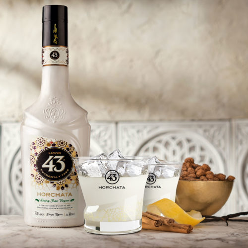What is Licor 43 Horchata?