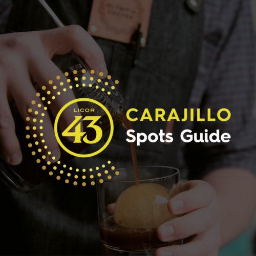 La primera y única guía para encontrar el mejor Carajillo 43 cerca de ti.